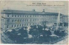 BARI - PIAZZA ATENEO E FONTANA 1918
