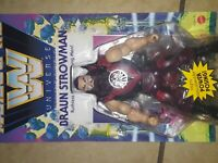 WWE Masters Of The Universe BRAUN STROWMAN Action Figure MOTU 2020 NEW Wave 3