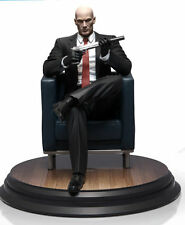 Hitman Agent 47 - Chessmaster Statue - Limited Edition