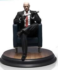 Hitman Agent 47-Chessmaster Statue-Limited Edition