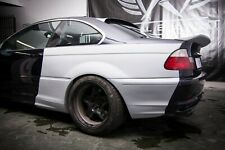 BMW E46 Coupe DarkWing Rear Spoiler DRIFT STANCE