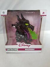 """Jada Metalfigs Disney Maleficent Dragon Metal Figure 4"""" Diecast new"""
