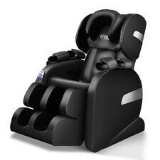 Livemor 150W Electric Massage Chair - Black