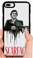 SCARFACE GANGSTER PHONE CASE FOR IPHONE XS MAX XR X 8 7 PLUS 6S 6 PLUS 5C 5 5S 4