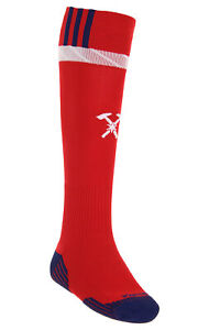 Adidas MLS Chicago Fire Traxion Premier Over the Calf Soccer Socks