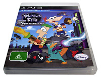 Phineas And Ferb Across The 2nd Dimension Sony PS3
