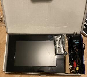 "Sony LED Backlight DPF-D1010 Black 800 x 480 Pixel Digital Picture Frame 10.2"""