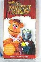 Best of The Muppet Show 3 Full Length Shows VHS Hamill Simon Welch