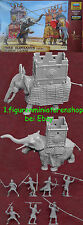 1:72 FIGUREN 8011 WAR ELEPHANTS - ZVEZDA