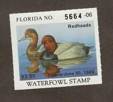 FL10 - Florida State Duck Stamp. MNH. OG.