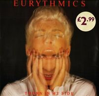 "THE EURYTHMICS thorn in my side DAT 8 uk rca 1986 12"" PS EX/EX"