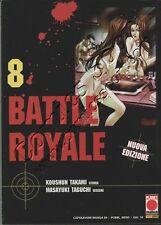 BATTLE ROYALE 8 (di 15) - CAPOLAVORI MANGA 89 - Planet Manga - NUOVO
