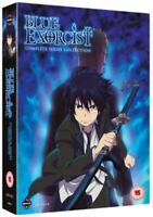 Nuovo Blu Esorcista - la Serie Completa Collection - Episodi 1-25 E Ova DVD