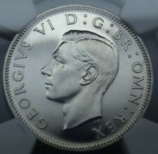 Great Britain 1937 2 shillings proof ngc pr67 top pop 4/0!!!
