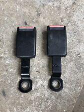 Vauxhall Nova Front Seatbelt Clips