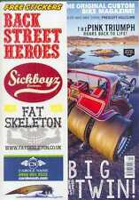 BACK STREET HEROES  No.377 September 2015 (NEW COPY)