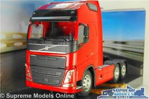 VOLVO FH MODEL TRUCK LORRY CAB UNIT RED LARGE 1:32 SCALE WAGON WELLY K8