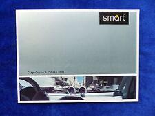 SMART FORTWO CITY-COUPE & CABRIO 2001-prospetto brochure 2001