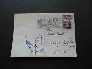 O65) Christkindl 31.12.1975 - UKZ 4  Weihnachtskarte