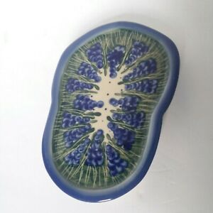 Boleslawiec Hand Painted Polish Pottery Y.Czerepak Signed