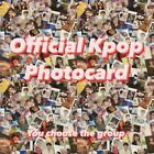 Cheap Kpop Official Photocard - Bts Nct Mamamoo Red Velvet ONF Loona Got7 Izone