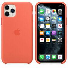 """Apple GENUINO Original De Silicona Funda cubierta para iPhone 11 Pro-Max (6.5"""") Clementin"""