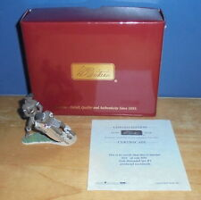 Britains Zulu War 20051 Zulu Wounded Set #1 Limited Edition with certificate