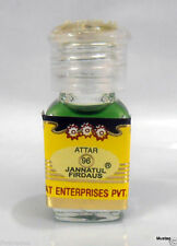 1 X Original jannatul Firdouse Fragnance,  2.5ml Attar Perfume Oil Alcohol