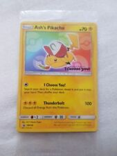 Pikachu Ultra Rare Pokémon Individual Cards in English