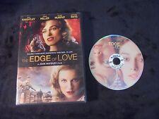 "USED DVD Movie ""The Edge Of Love"""