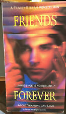 Friends Forever (VHS) Super-rare 1987 Danish coming-out drama; English subtitles
