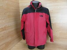Men's The North Face jacket red and black small size autumn winter jacket (29)