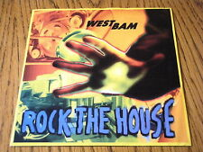 "WESTBAM - ROCK THE HOUSE  7"" VINYL PS"