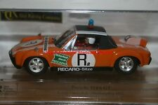 SRC Slot Racing Company Slotcar 1/32 Porsche 914/6 - Nürburgring 1973 Safety Car