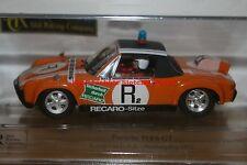 SRC Slot Racing Company Slotcar 1/32 Porsche 914/6 - Nürburgring 1973 Safety Car