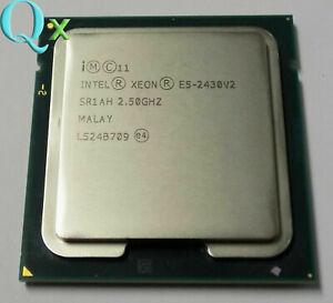 Intel Xeon E5-2430 V2  CPU Server Processor SR1AH 2.5GHz 6 Core 8MB LGA1356
