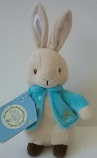 "Peter Rabbit Beatrix Potter Stuffed Plush Toy Doll Tagged 9"" Tall 2017"
