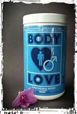 BODY LOVE (MALE) 32 Oz Herbal Detox--capsules