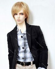 1/3 bjd doll ball jointed dolls handsome boy muscle uncle with face make up