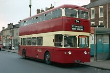 212 JVK OK Motor Services, Bishop Auckland 6x4 Quality Bus Photo