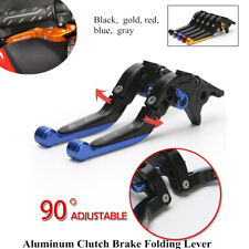 22mm/7/8''Aluminum Clutch Brake Folding Lever Parts For Motor ATV Dirt Bike UTV