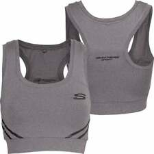 Skechers Womens Sports Bra Impact Multi Active Fit Support Removable Cups