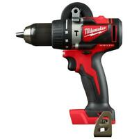 Milwaukee 2902-20 M18 18-Volt 1/2-Inch Brushless Hammer Drill - Bare Tool