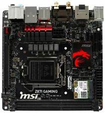 MSI Z87I GAMING AC ITX Motherboard for Intel LGA 1150 CPUs
