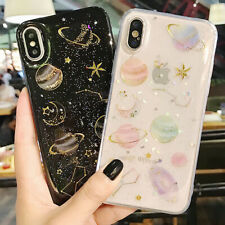 For Iphone 12 Pro Max 11 8 Plus XS XR Bling Glitter Girls Cute Phone Case Covers