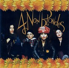 """4 NON BLONDES (""""LINDA PERRY"""") : BIGGER, BETTER, FASTER, MORE ! / CD"""