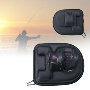 EVA Waterproof Case for Baitcasting Reel Fishing Reel Protective Bag Pouch Shell