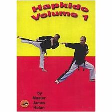Hapkido Training DVD / Video karate by James Holan vo 1