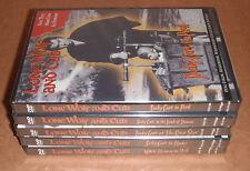 Lone Wolf and Cub Vol. 2,3,4,5,6 from Animeigo NEW R1 DVD