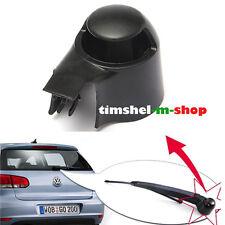 Rear Windscreen Window Windscreen Wiper Arm Cover Cap Fits VW MK5 CADDY GOLF